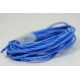 """Papiergaren """"Dik"""" 5 meter - blauw (026)"""