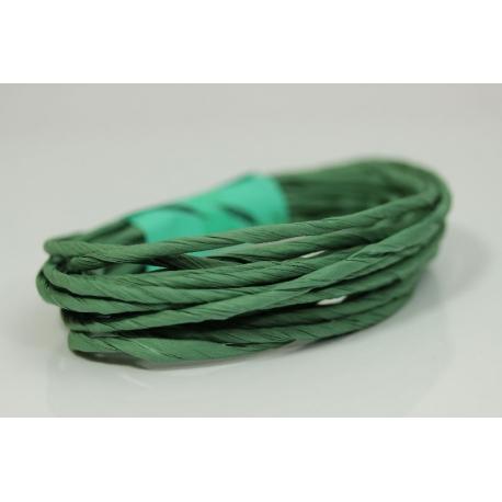 """Papiergaren """"Dik"""" 5 meter - licht groen (014)"""