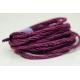 """Papiergaren """"Twee kleuren"""" 5 meter - violet (033)"""
