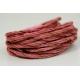 """Papiergaren """"Twee kleuren"""" 5 meter - oud roze (028)"""
