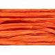 Papierband 15 meter - hard oranje (030)