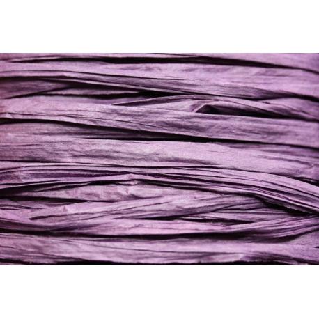 Papierband 15 meter - aubergine (003)