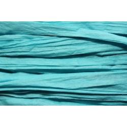 Papierband 15 meter - licht blauw (091)