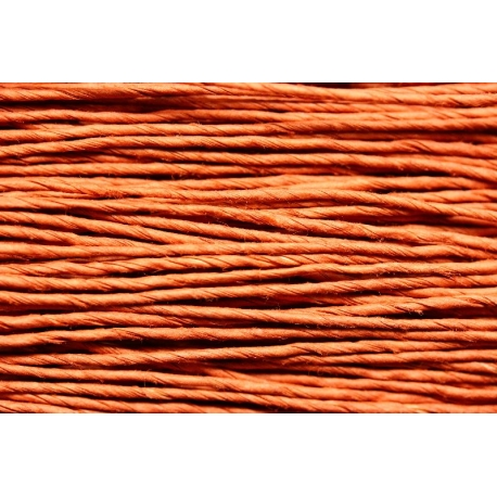 "Papiergaren ""Dun"" 100gram - bruin (017)"