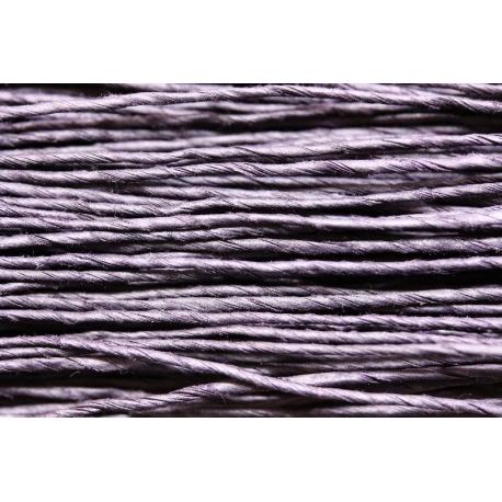 "Papiergaren ""Dun"" 100gram - aubergine (003)"