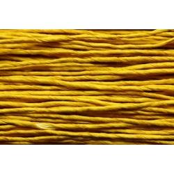 """Papiergaren """"Dun"""" 100gram - geel (034)"""