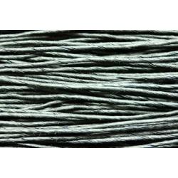 """Papiergaren """"Dun"""" 100gram - zwart (018)"""