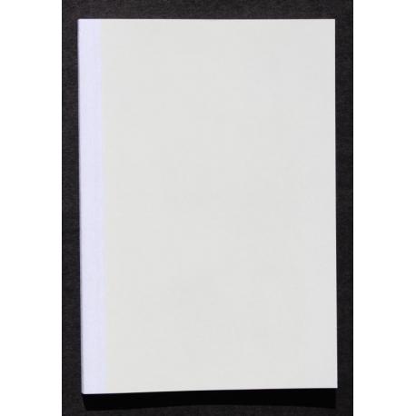 Boekblok A5 - blanco