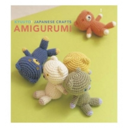 KYUUTO! Japanese crafts AMIGURUMI
