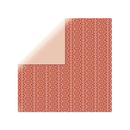 Origami papier 15x15 cm - dubbelzijdig barok