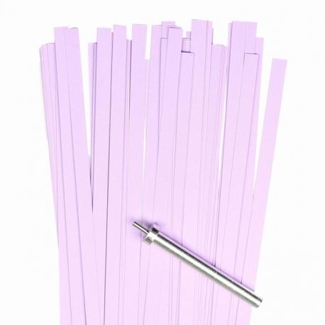 Filigraan papier - 10 mm - amethist