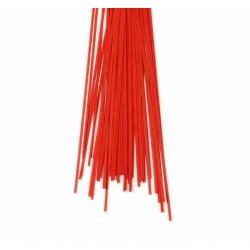 Filigraan papier - 3 mm - rood