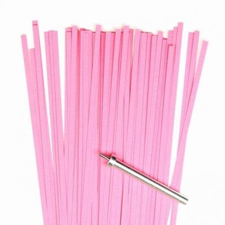 Filigraan papier - 3 mm - roze