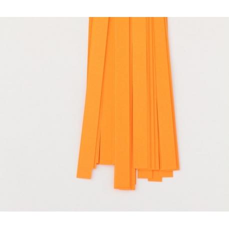 Filigraan papier - 10 mm - oranje