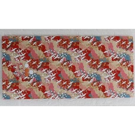 Magneetbord - Kraanvogels (incl. 10 magneten)