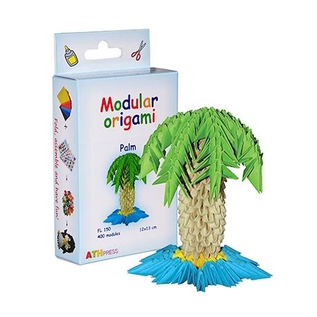 Origami 3D - Palmboom