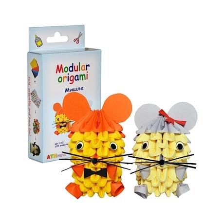 Origami 3D - Muizen