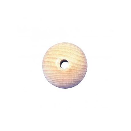 Houten kralen - blank - 30 mm