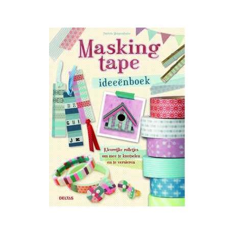 Masking tape ideeënboek