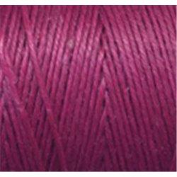 gewaxt linnen 18/4 - magenta (5 meter)