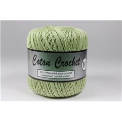 Cotton Crochet - licht groen