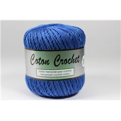 Cotton Crochet - blauw