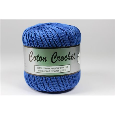 Cotton Crochet - blauw