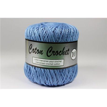 Cotton Crochet - licht blauw