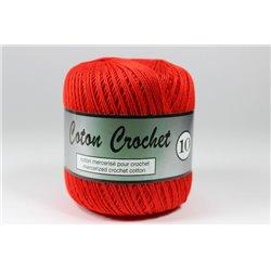 Cotton Crochet - rood