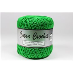 Cotton Crochet - groen