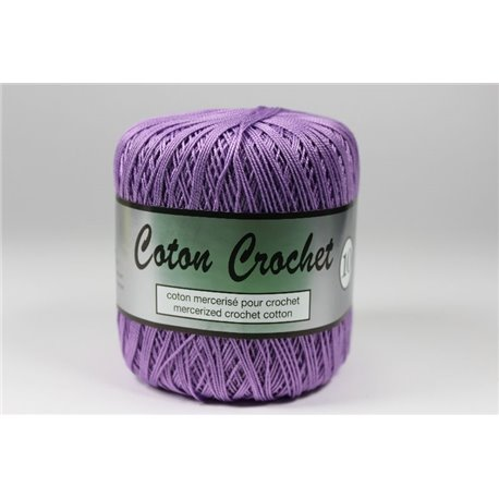 Cotton Crochet - lila