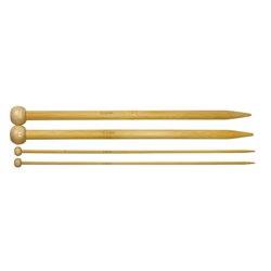 Bamboe breinaald - 12 mm