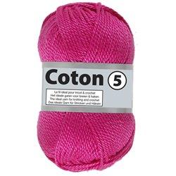 Coton 5 - roze (020)