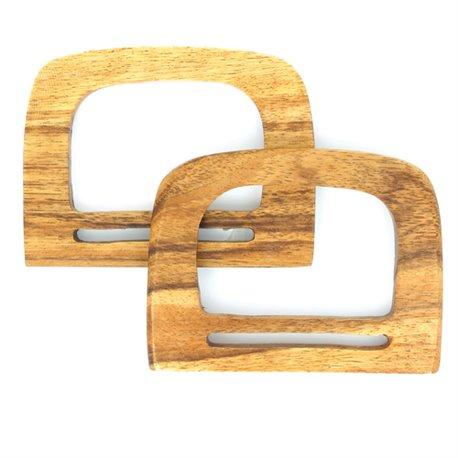 Handvatten - hout