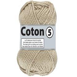 Coton 5 - beige (791)