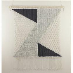Macramé wandkleed - 1.20 x 1.50 m
