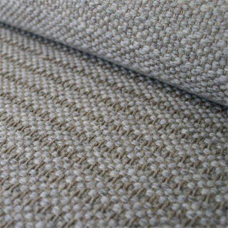 Rya stof (handgeweven ondergrond) - 25 cm breed (per 10 cm lengte)