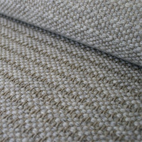 Rya stof (handgeweven ondergrond) - 42 cm breed (pr 10 cm lengte)