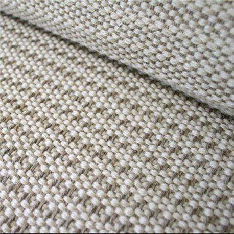 Rya stof (handgeweven ondergrond) - 43 cm breed (per 10 cm lengte)