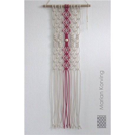 Workshop macramé - KLEUR - In ons atelier te Paesens