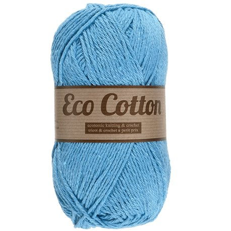 Eco Cotton - blauw (040)