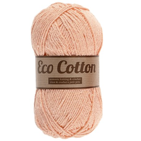 Eco Cotton - zalm (214)