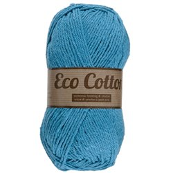 Eco Cotton - aqua (459)