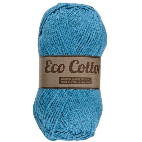 Eco Cotton - aqua (459)