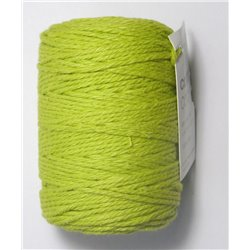 Cotton cord - Groen