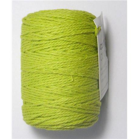 Cotton cord - Groen