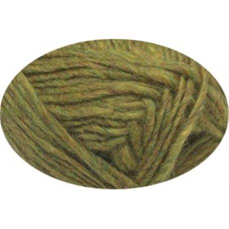 Álafosslopi - chartreuse green heather (9965)