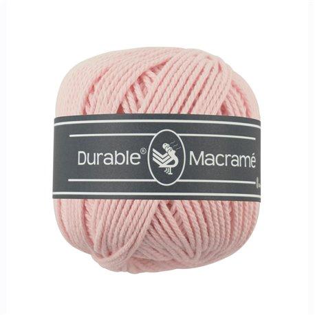 Durable Macramé - Light Pink (203)