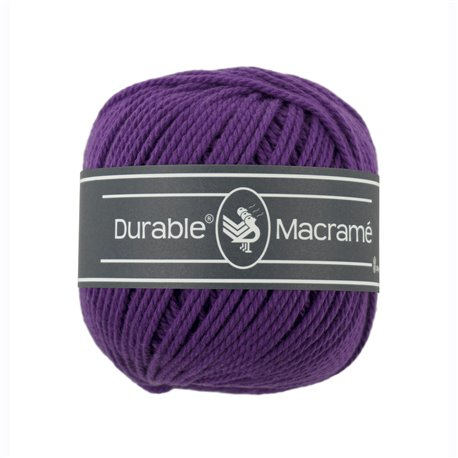 Durable Macramé - Violet (271)