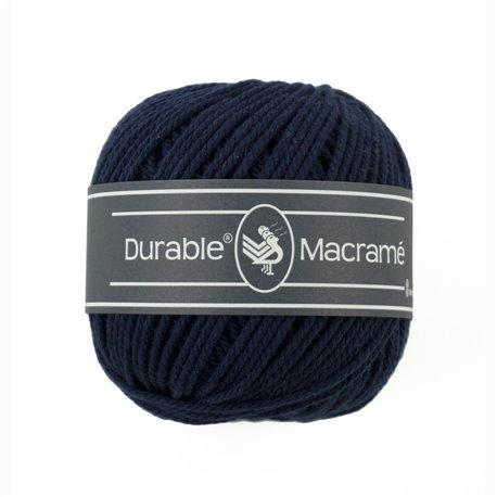 Durable Macramé - Navy (321)